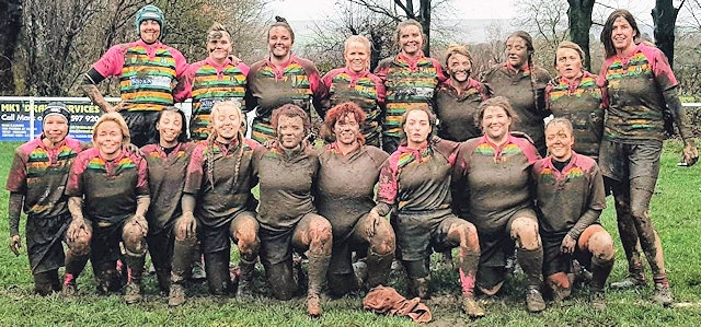 Littleborough Pink Warriors Ladies
