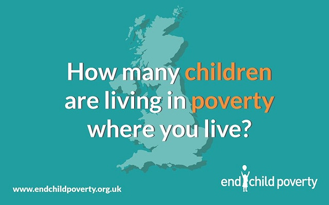 Growing 'crisis' of child poverty in the United Kingdom, study warns