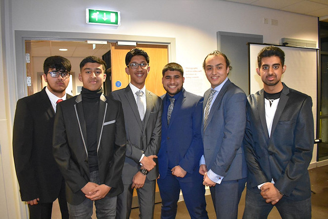 Kingsway Park High School Annual Awards Evening