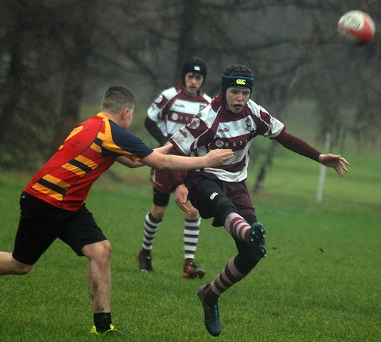 Rochdale U14s welcomed local rivals Bury