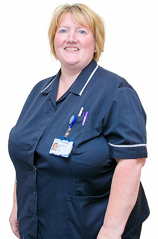 Gillian Fogarty, Lead Nurse at Rochdale Infirmary Urgent Care Centre
