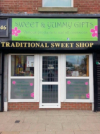 Heywood's traditional sweet shop, Sweet and Yummy Gifts