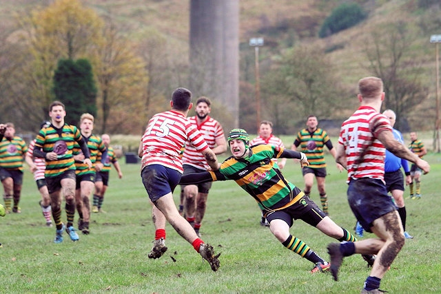 Littleborough  Rugby Union Seconds v Thornton Cleveleys Firsts