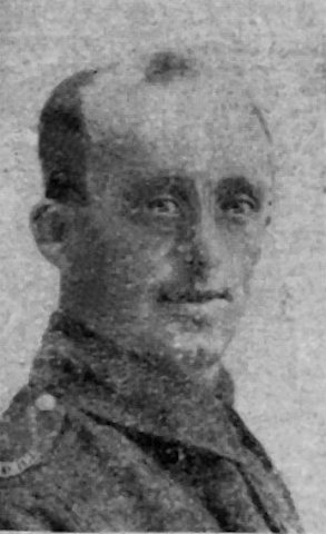 Private Wilfred Lawson Sager