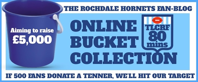 Appeal to raise £5,000 for Hornets