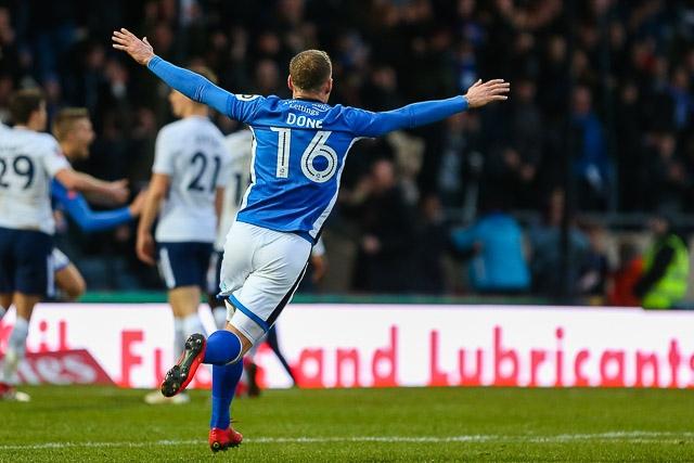 FA Cup Fifth Round: Rochdale v Tottenham Hotspur