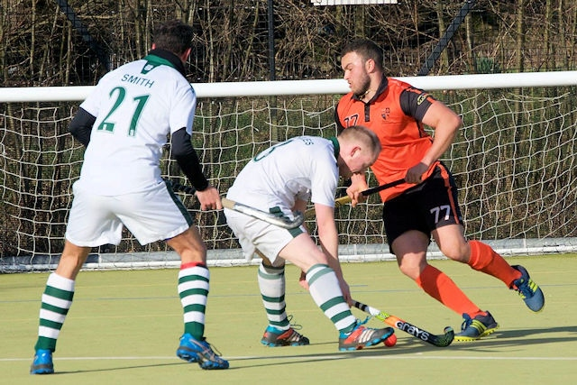 Rochdale Men's Hockey Seconds