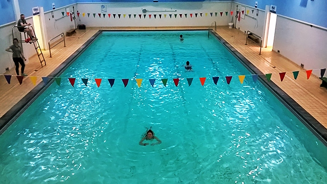 Rochdale News Community News Castleton Swimming Baths Officially Re Opened By Mayor