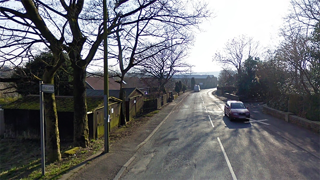 Todmorden Road, Bacup