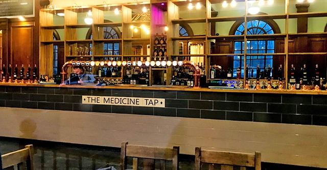 Medicine Tap