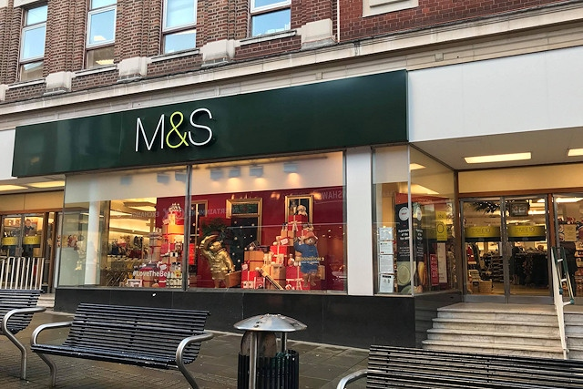 Marks and Spencer on Yorkshire Street