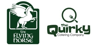 The Flying Horse Hotel and The Quirky Catering Company