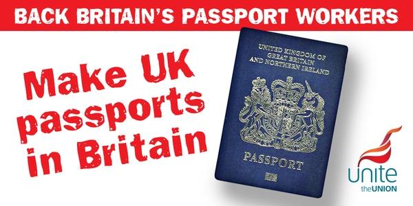 Blue Brexit Passport Blow Drives Down Shares in UK's De La Rue