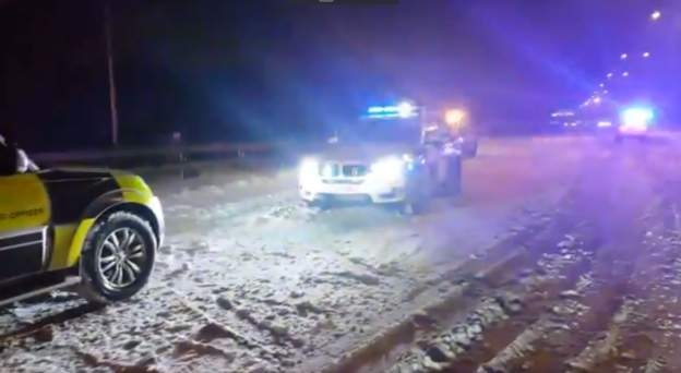 8:44am Friday 2 March - The Army has been called in to help rescue hundreds of motorists trapped on the M62 motorway due to the severe winter weather, police confirm.