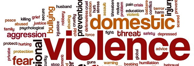 Domestic abuse can come in the form of physical violence, psychological or emotional manipulation