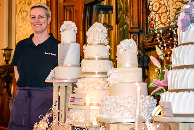 brown s wedding cakes rochdale rochdale news news headlines couples flock to the town 12194