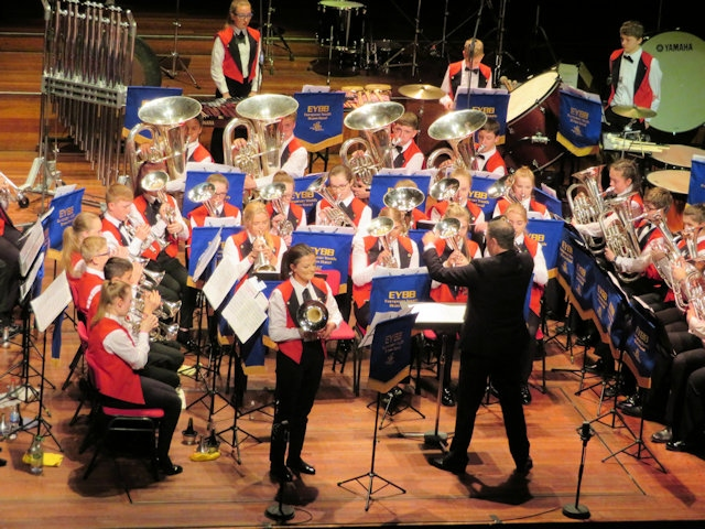 Wardle Academy Youth Band win the European Youth Championships