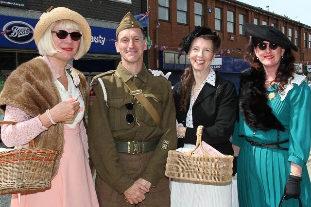 Heywood 1940s Day