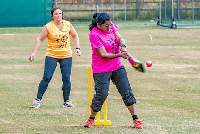 Women's Soft Ball Cricket Festival at Milnrow Cricket Club