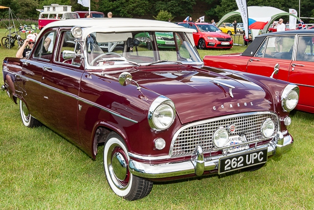 Rochdale vintage, classic, collector�s car and motorcycle show