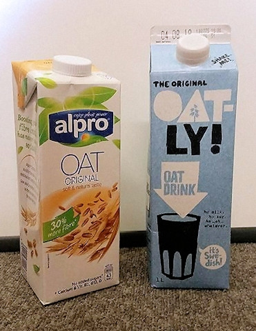 Tetra Pak drinks cartons like these can once again be recycled locally