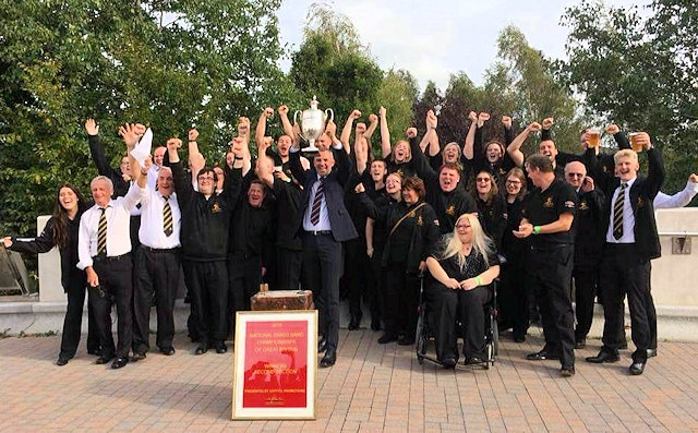 Middleton Brass Band crowned 2018 2nd Section National Champions