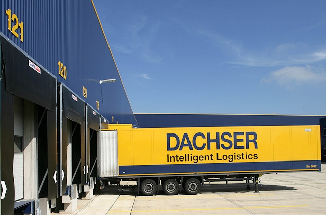 Dachser's Rochdale Logistics Centre at Kingsway