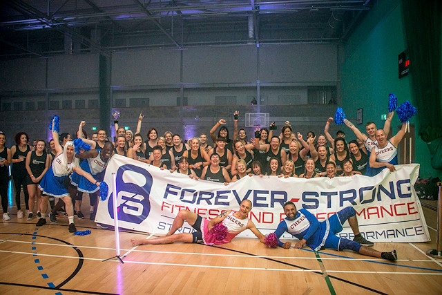 Forever-Strong Fitness and Performance is celebrating its third birthday