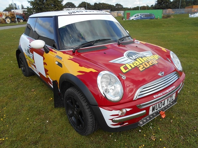 Steve Brown will drive the MINI Challenge development car in Belgium