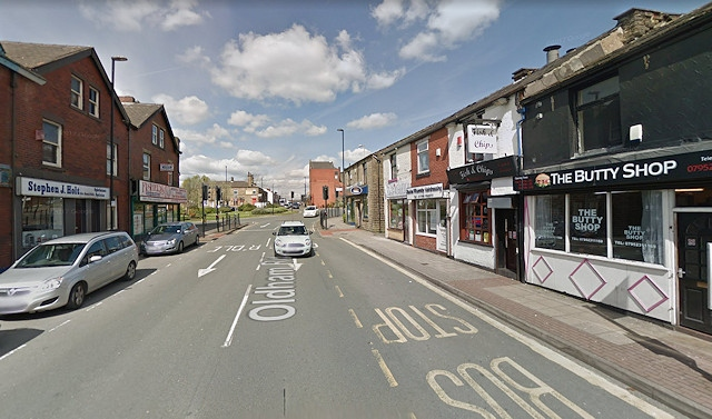 Several businesses on Oldham Road in Balderstone have been targeted