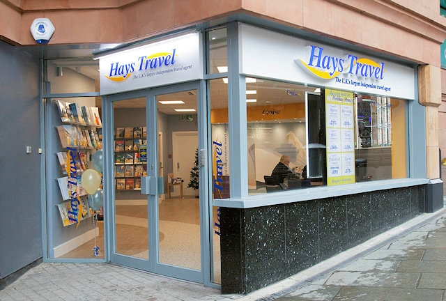 Hays Travel, Rochdale