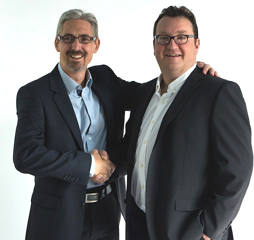Rochdale Liberal Democrats have unveiled Councillors Anthony Smith (left) and Andy Kelly (right) as their Prospective Parliamentary Candidates