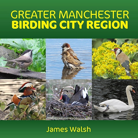 'Greater Manchester Birding City Region' is a new online book available to download