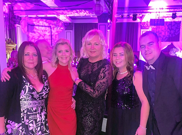 Celebrities and guests enjoyed the GEM Appeal winter ball