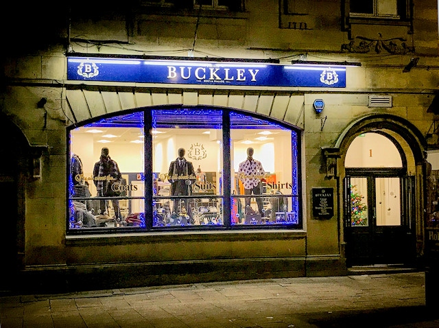 Buckley Menswear