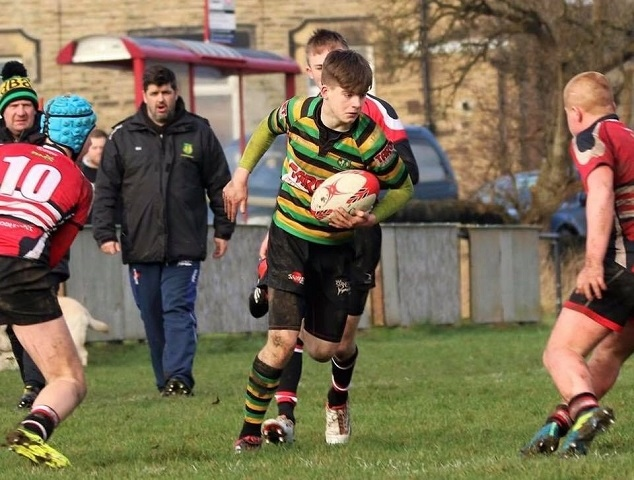 Littleborough Rugby Union Under 15 Boys