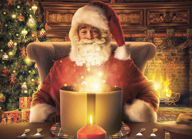 Families will be able to visit Father Christmas at Rochdale Exchange Shopping Centre, Rochdale Town Hall, The Wheatsheaf Shopping Centre and Touchstones