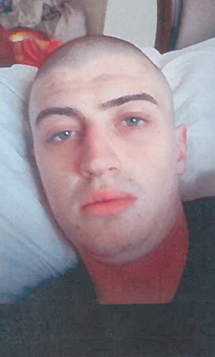 Lee Farrington sadly died on 28 August after being found in a house in Lancaster with a serious stab wound