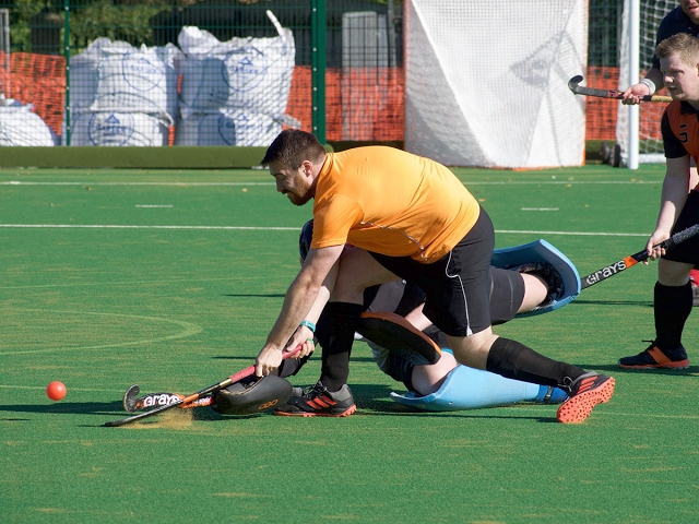 Kane Morgan, Rochdale Men's Hockey Seconds