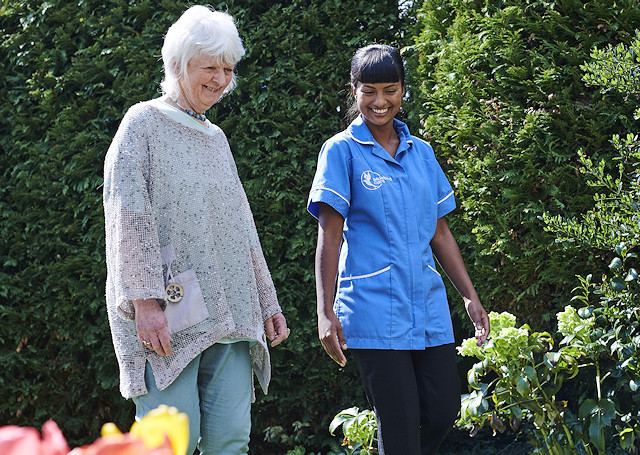 Bluebird Care enables you to continue leading a rich and fulfilling life
