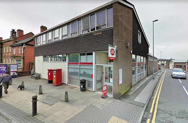 The Post Office on Hind Hill Street could be relocated