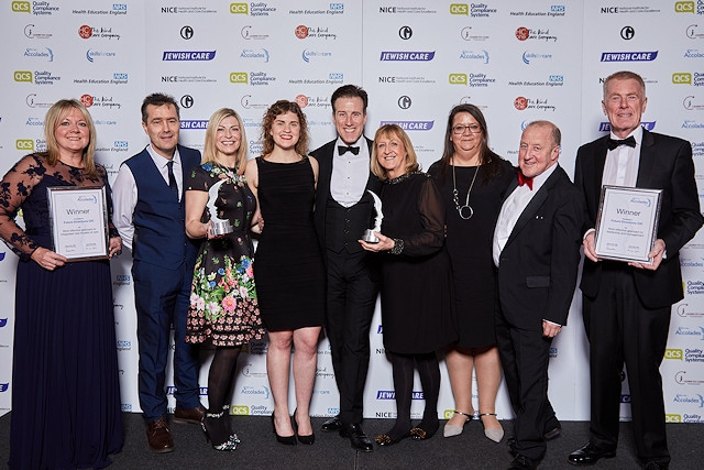 Sharon Costello, Paul Lord, Sammy-Jo Scarbrough-Lang, Emily Paine, Anton Du Beke, Alison Robinson, Rosie Forster, John Exton and Alan Jefferson