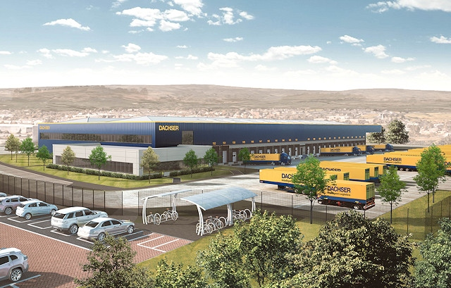 Dachser Ltd in the UK is to build a new 5,175 square metre logistics centre in Rochdale to replace its existing distribution facility