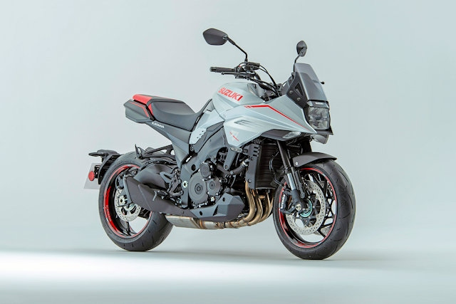 Suzuki Katana - Robinsons of Rochdale to attend Manchester Bike Show