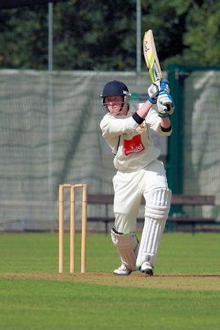Sean Burrill will take over as captain of the 1st XI at Heywood Cricket Club
