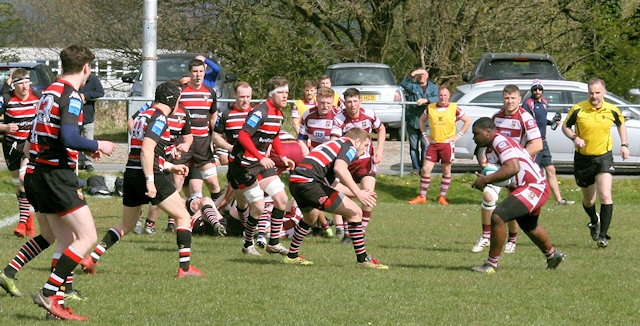 Beltus Nonleh, Rochdale RUFC attacking