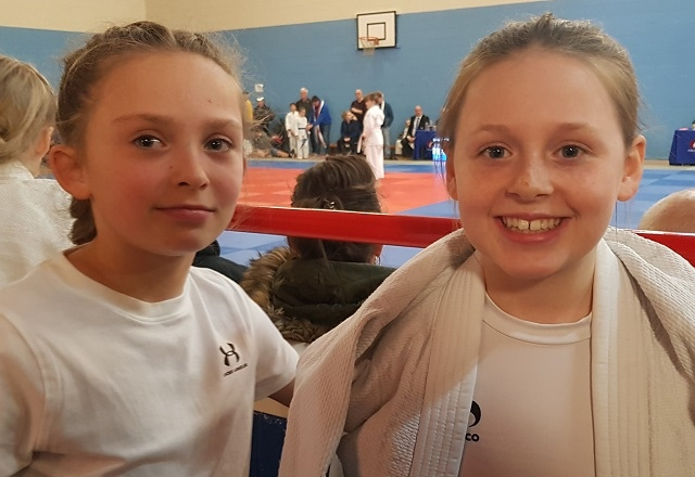 Judo Jackson's Izzy Haigh wins silver and Daisy Parton wins bronze