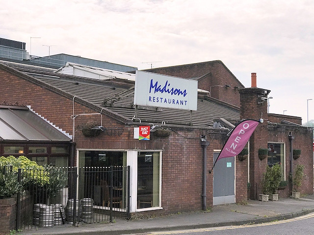 Madisons Restaurant, Rochdale