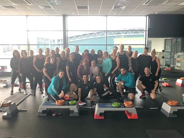 Pure Gym Rochdale raised over £1,000 for Rochdale Children's Moorland Home