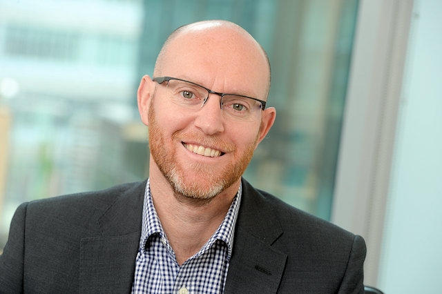 David O'Leary, Head of Retail in the North West for Deloitte
